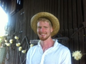 Farm Manager Joel
