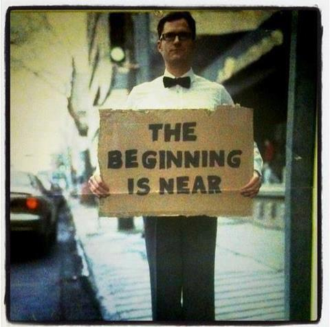 Advent- The Beginning is Near